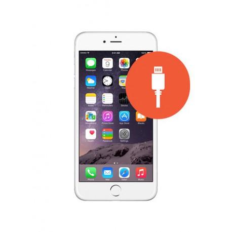 [Réparation] Connecteur de Charge ORIGINAL Blanc - iPhone 7 Or / Or Rose