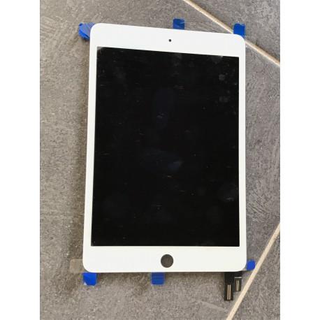Bloc Ecran Complet ORIGINAL Blanc - iPad Mini 4