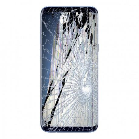 [Réparation] Bloc Avant ORIGINAL Bleu Océan - SAMSUNG Galaxy S8 - SM-G950F