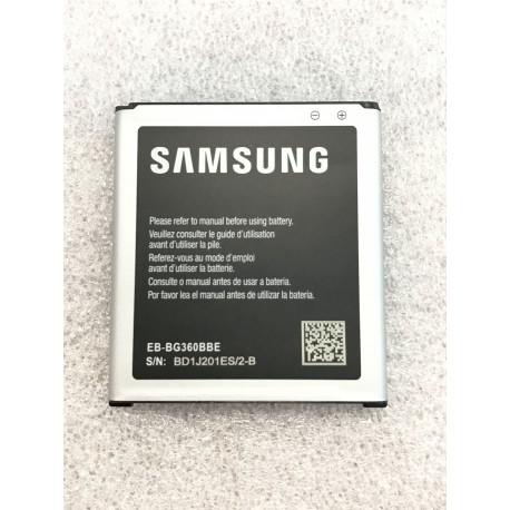 Batterie ORIGINALE EB-BG360BBE - SAMSUNG Galaxy CORE Prime - G360F / G361F