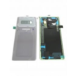 Vitre Arrière ORIGINALE Grise Orchidée - SAMSUNG Galaxy Note8 / SM-N950F