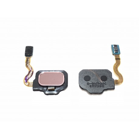 Lecteur d'empreinte Digitale Rose Poudré ORIGINAL - SAMSUNG Galaxy S8 / SM-G950F - S8+ / SM-G955F