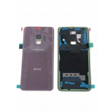 Vitre Arrière ORIGINALE Ultra Violet - SAMSUNG Galaxy S9 / SM-G960F/DS Double SIM