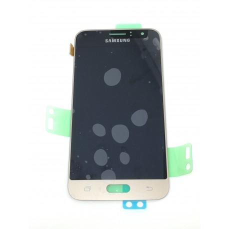 Bloc Avant ORIGINAL Or - SAMSUNG Galaxy J1 2016 - J120F / J120FN