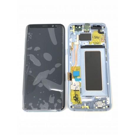 Bloc Avant ORIGINAL Bleu Océan - SAMSUNG Galaxy S8 - SM-G950F