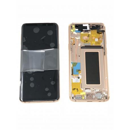 Ecran Complet ORIGINAL OR Rose - SAMSUNG Galaxy S9 / SM-G960F