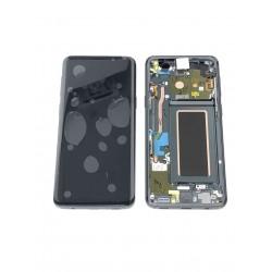 Bloc écran Complet ORIGINAL Gris Titane - SAMSUNG Galaxy S9 / SM-G960F