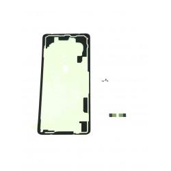 Kit d'adhésifs double face Rework ORIGINAL de vitre arrière pour SAMSUNG Galaxy S10+ - G975F - Présentation du kit complet