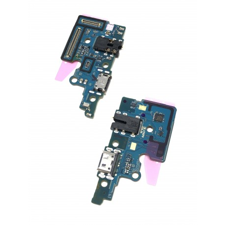 Connecteur de charge ORIGINAL pour SAMSUNG Galaxy A70 - A705F - Présentation avant / arrière