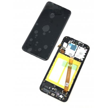 Bloc écran complet ORIGINAL pour SAMSUNG Galaxy A20e - A202F - Présentation avant / arrière