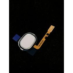 Lecteur d'empreinte digitale Blanc ORIGINAL pour SAMSUNG Galaxy A40 - A405F