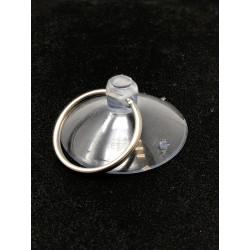 Ventouse de petite section avec anneau en métal