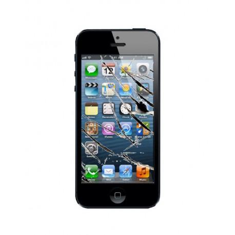 [Réparation] Bloc Avant ORIGINAL Noir - iPhone 5