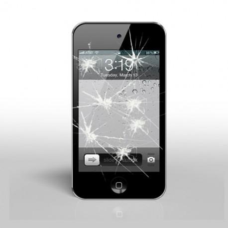 [Réparation] Bloc Avant ORIGINAL Noir - iPod Touch 4