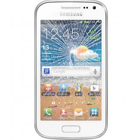 [Réparation] Vitre Tactile ORIGINALE Blanche - SAMSUNG Galaxy ACE - S5830