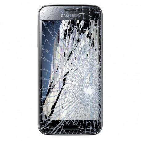 Forfait Réparation Bloc Avant Noir ORIGINAL - SAMSUNG Galaxy S5 Mini G800F