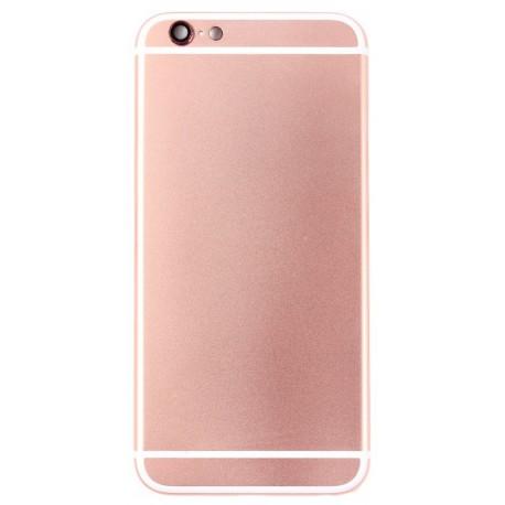 [Réparation] Châssis / Coque Arrière SANS LOGO - iPhone 6S Or Rose